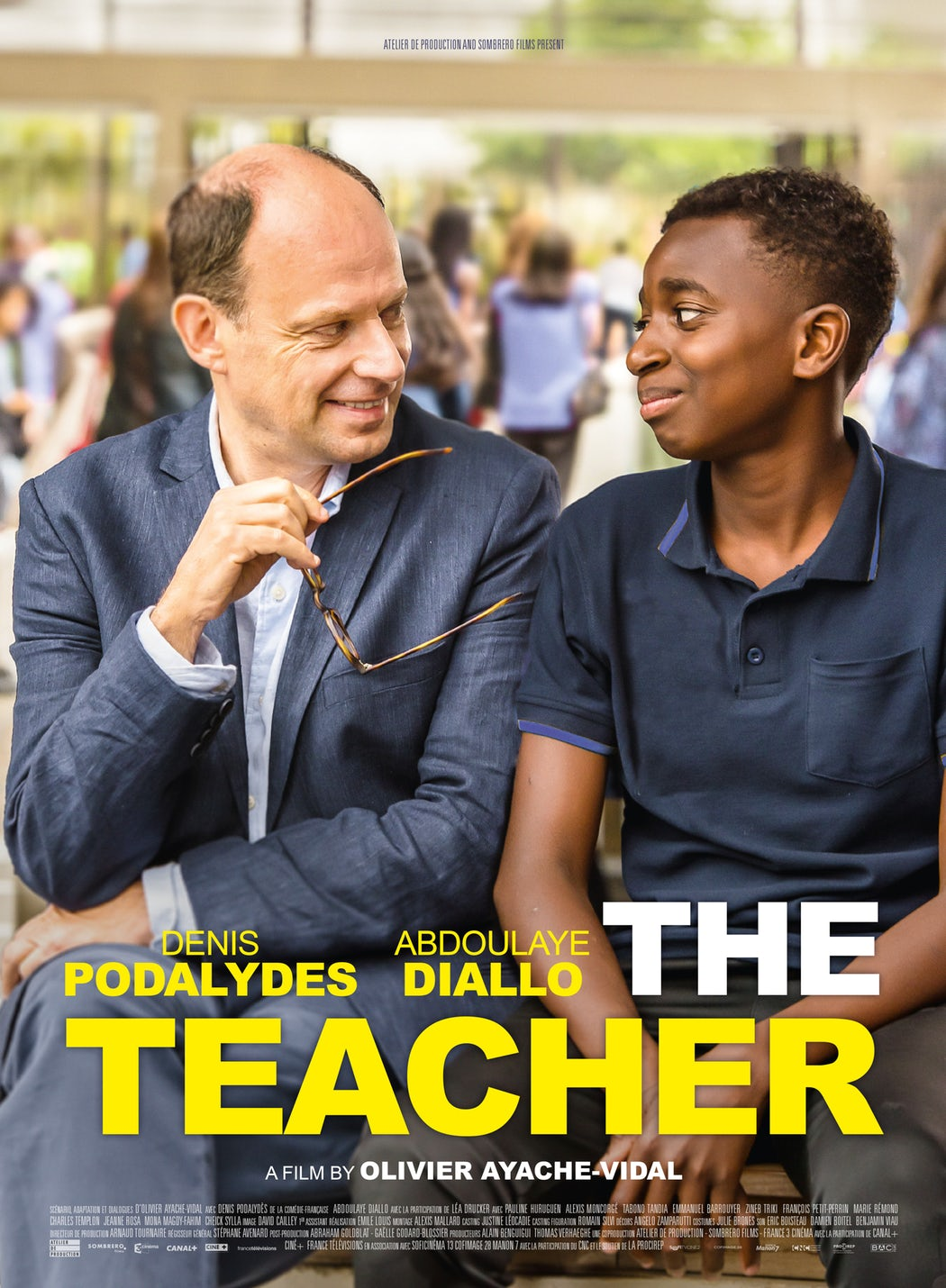 THE-TEACHER_Poster
